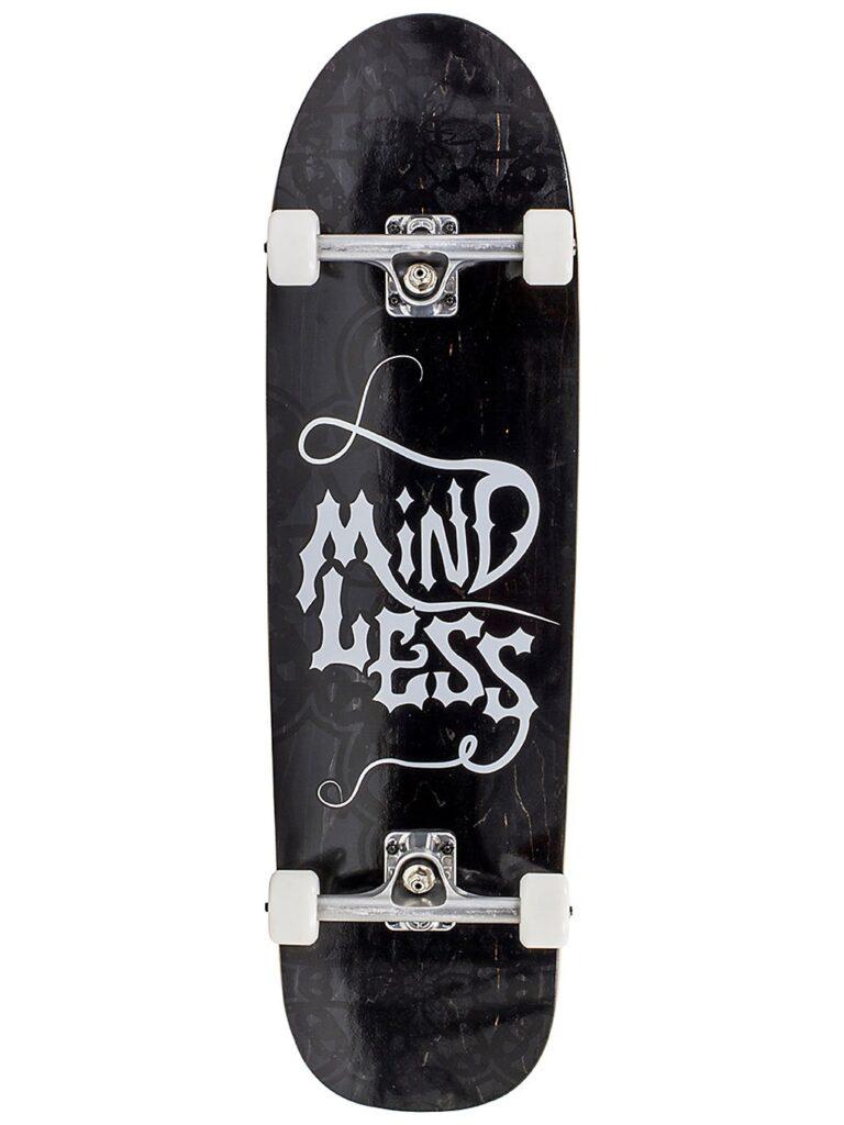 "Mindless Longboards Gothic 33.5"" Complete black kaufen"