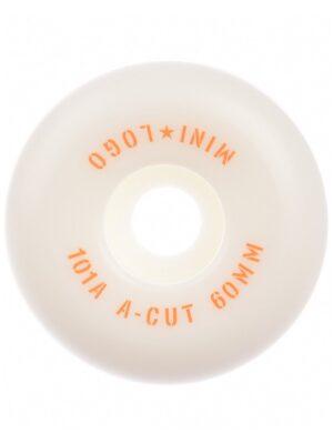 Mini Logo A-Cut #3 101A 55mm Wheels white kaufen