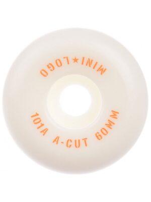 Mini Logo A-Cut #3 101A 60mm Wheels white kaufen