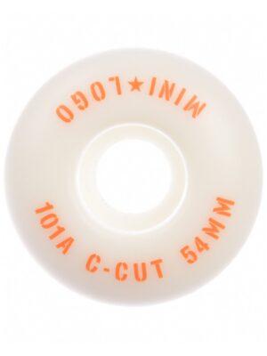 Mini Logo C-Cut #3 101A 53mm Wheels white kaufen