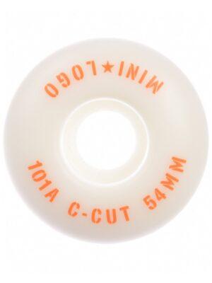 Mini Logo C-Cut #3 101A 54mm Wheels white kaufen