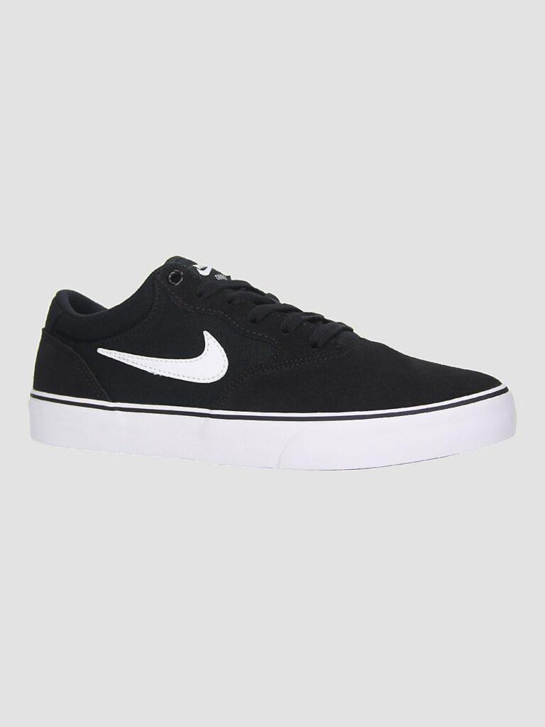 Nike SB Chron 2 Skate Shoes black / white / black kaufen