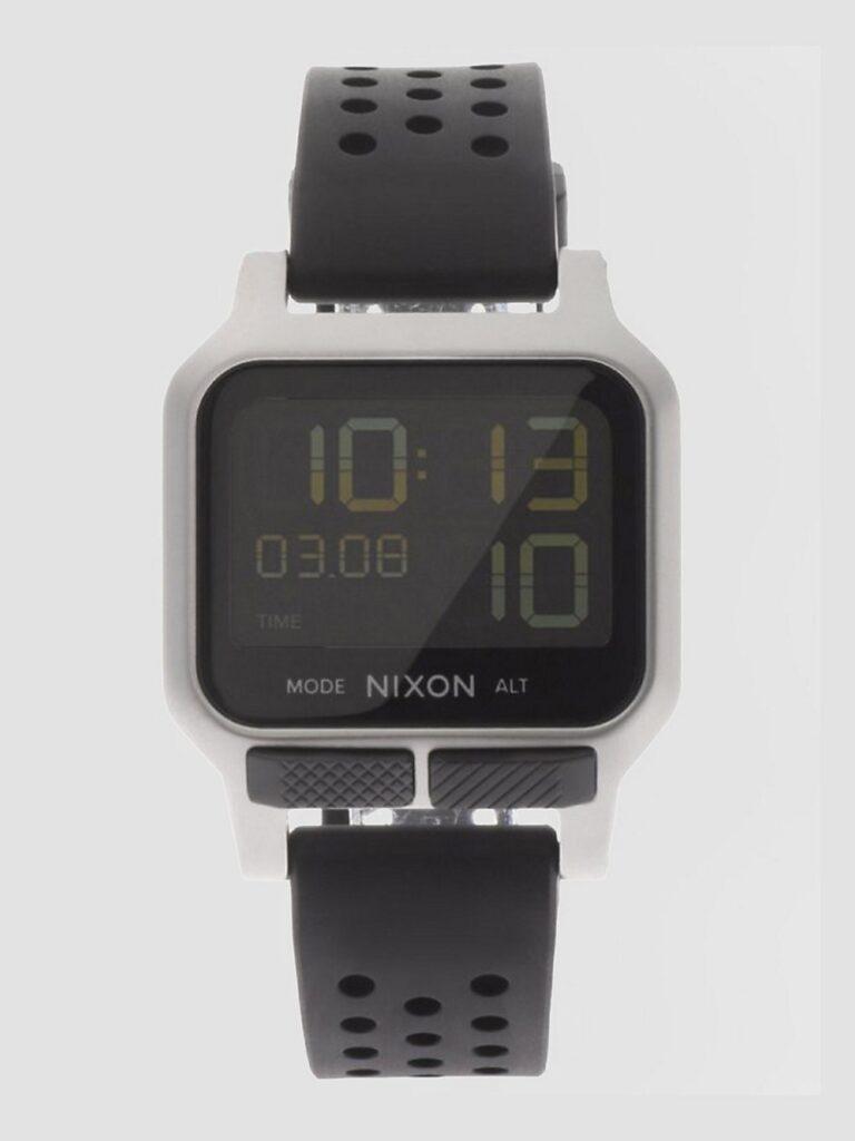 Nixon The Heat Watch silver kaufen