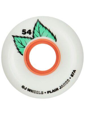 OJ Wheels Plain Jane Keyframe 87A 54mm Wheels white kaufen