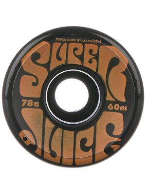 OJ Wheels Super Juice 78A 60mm Wheels black kaufen
