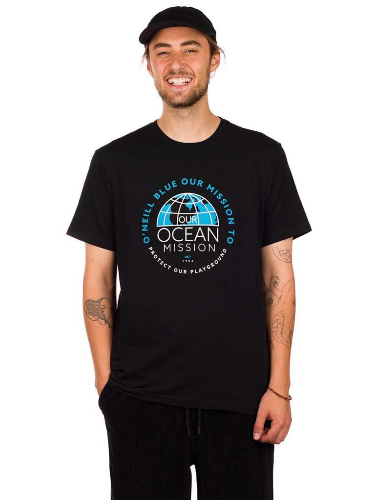 O'Neill Banda Sea T-Shirt black out kaufen
