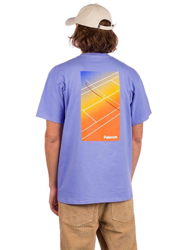 Paterson Court Crop T-Shirt lavender kaufen