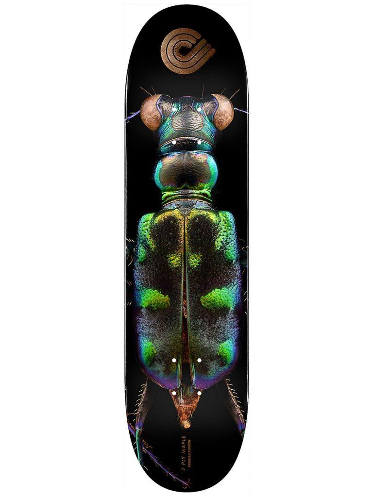 "Powell Peralta Levon Biss 248 Tiger Beetle Popscl 8.25"" Skateboard Deck black kaufen"