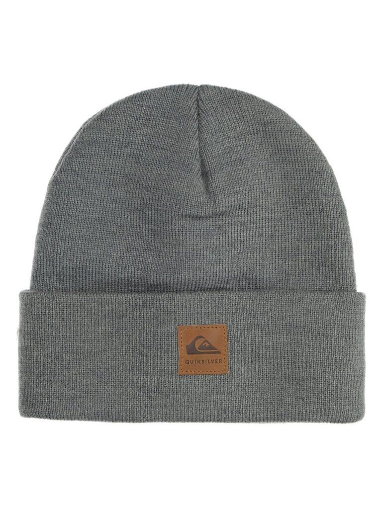 Quiksilver Brigade Beanie heather grey kaufen