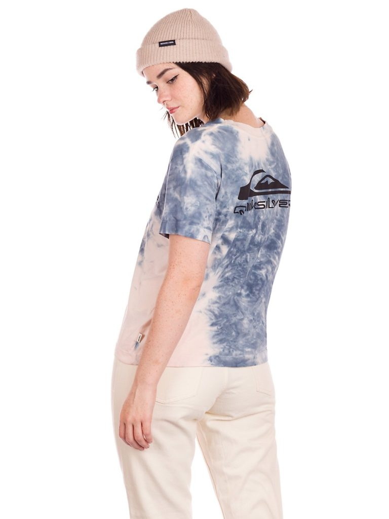Quiksilver Daily Session Crop T-Shirt creole pink kaufen