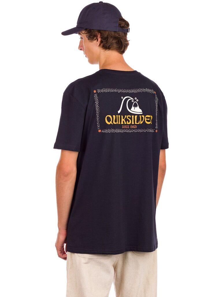 Quiksilver Dream Voucher T-Shirt black kaufen