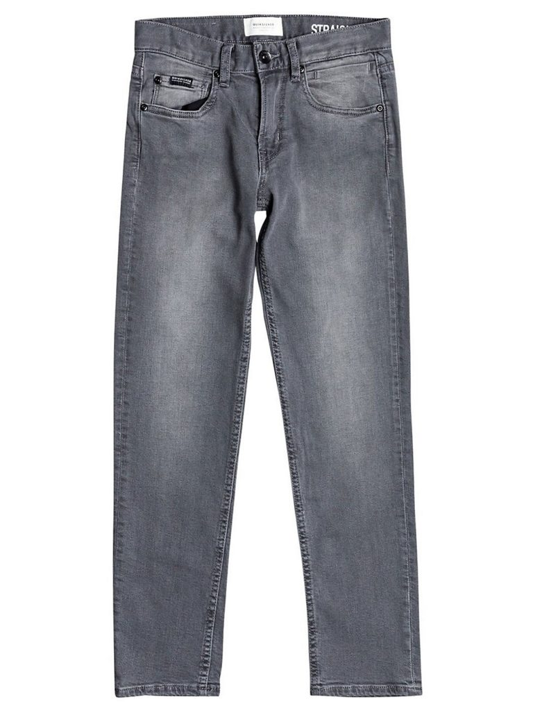 Quiksilver Modern Wave Jeans grey used kaufen