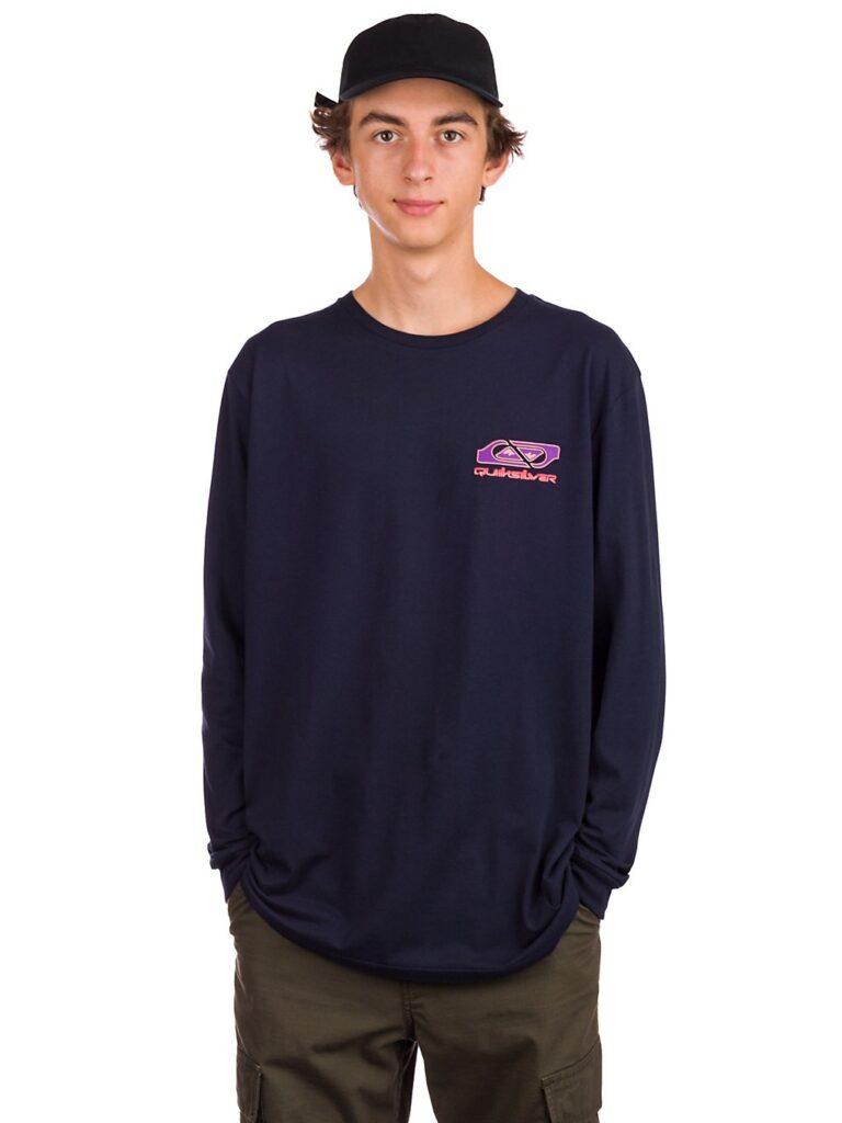 Quiksilver Return To The Moon Long Sleeve T-Shirt navy blazer kaufen