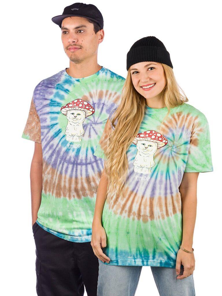 RIPNDIP Nerm Cap T-Shirt spiral dye kaufen