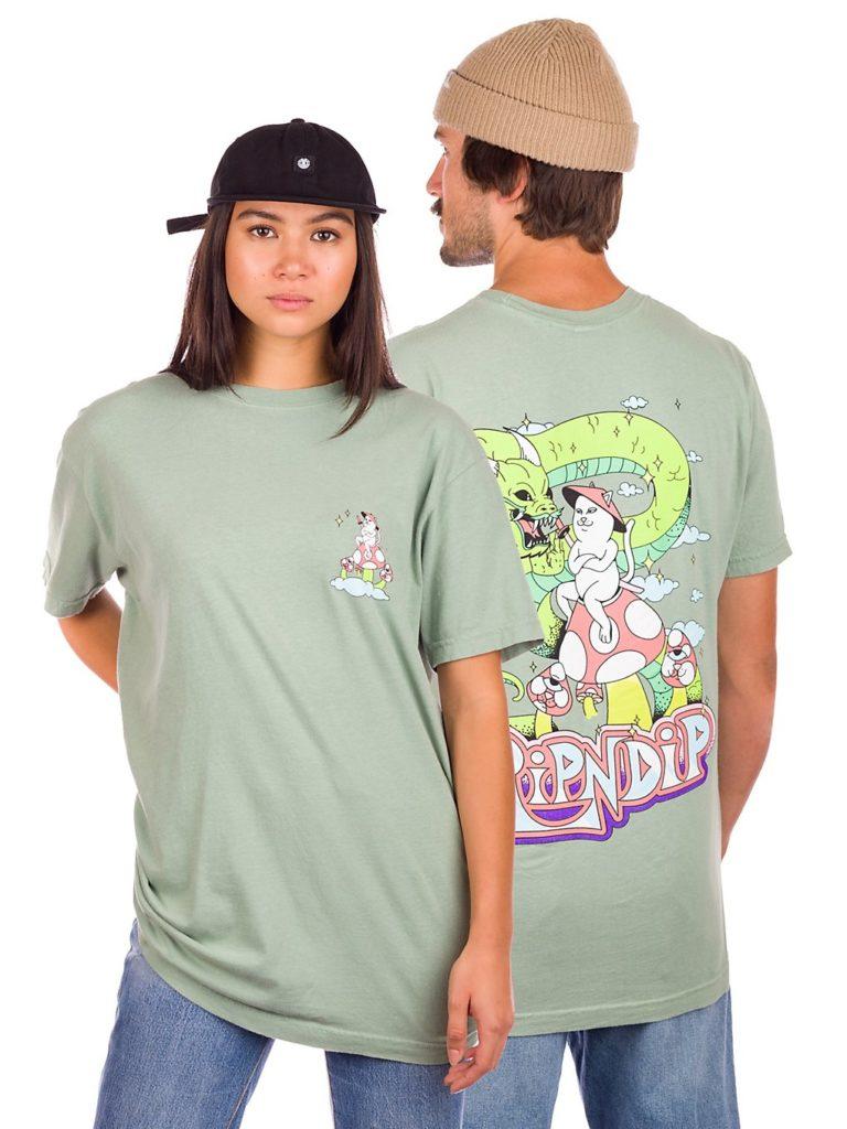 RIPNDIP Sensai T-Shirt light pine kaufen