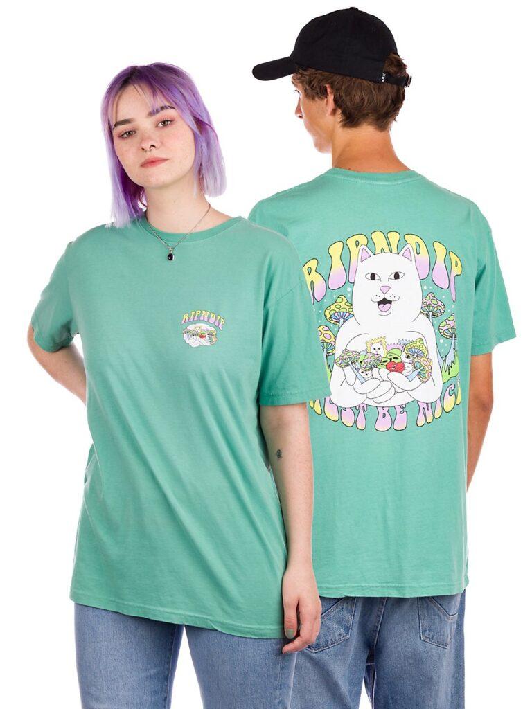 RIPNDIP Trippy Treatz T-Shirt pine kaufen