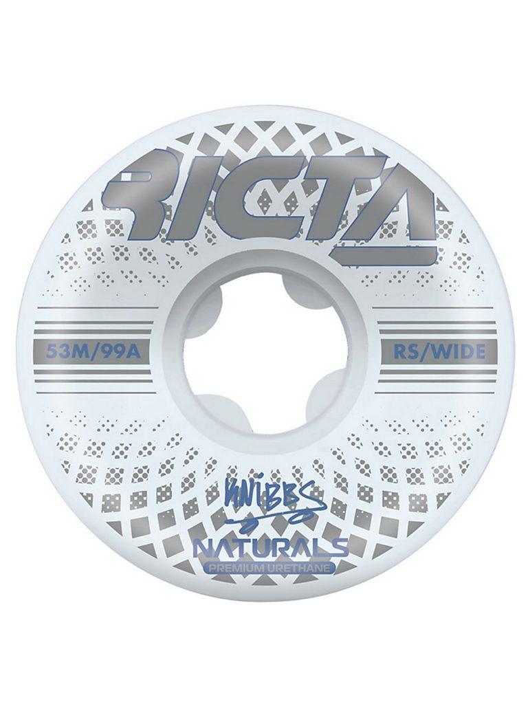Ricta Knibbs Reflective Naturals Wide 99a 53mm Wheels white kaufen