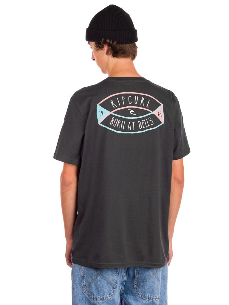 Rip Curl D'ams T-Shirt washed black kaufen