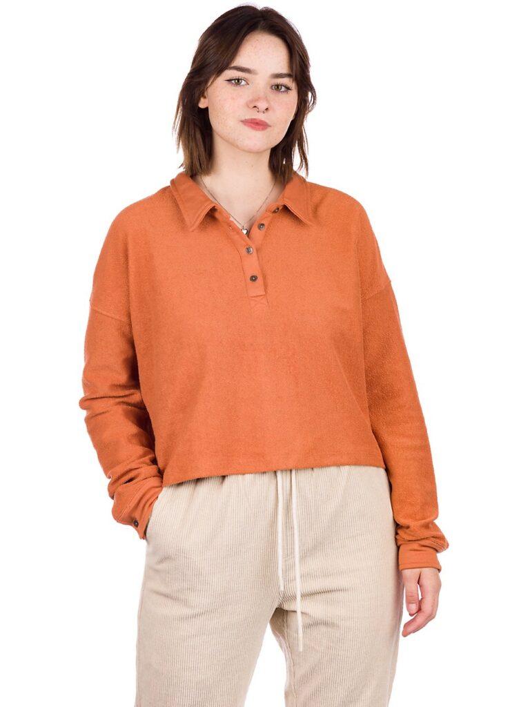 Roxy All Day Every Day Long Sleeve T-Shirt sunburn kaufen