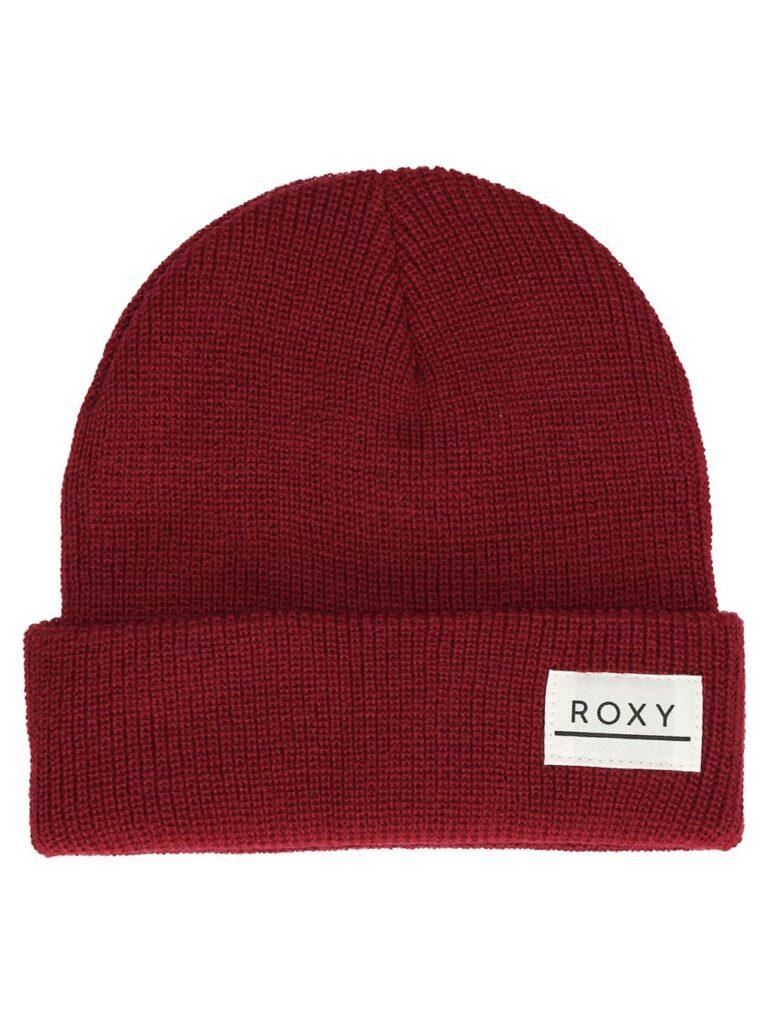 Roxy Island Fox Beanie tibetan red kaufen