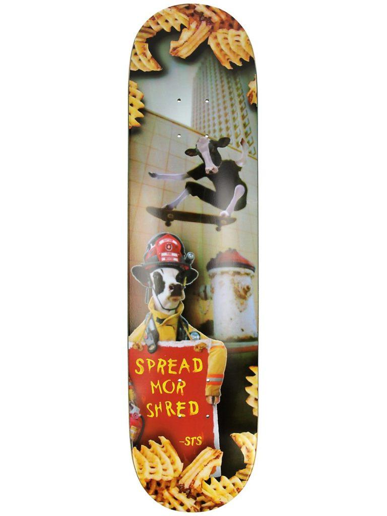 "STS Skate Co Mor Shreds 7.625"" Skateboard Deck uni kaufen"