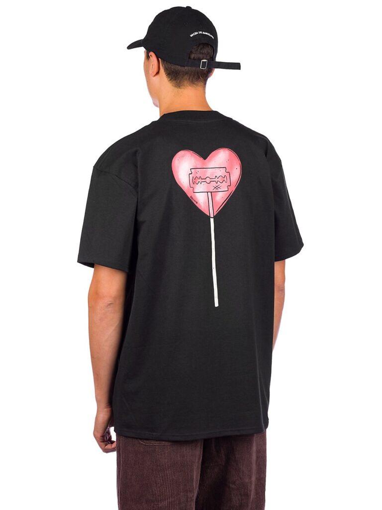 Salem7 Love Sucks T-Shirt black kaufen