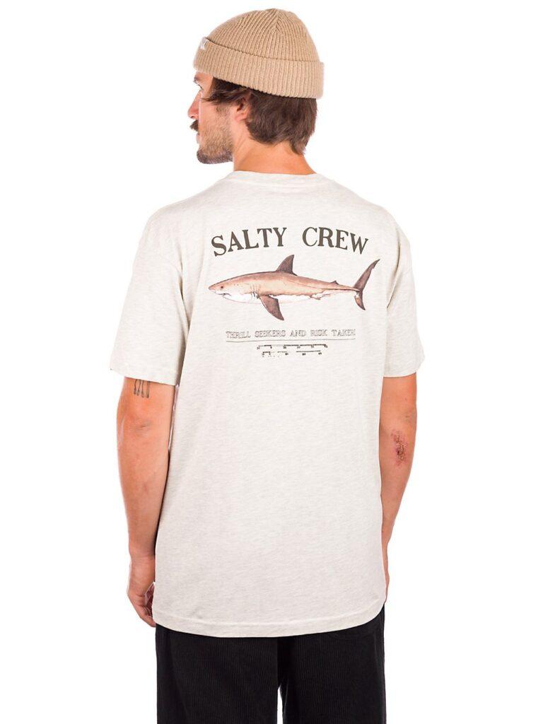 Salty Crew Bruce Premium T-Shirt oatmeal kaufen