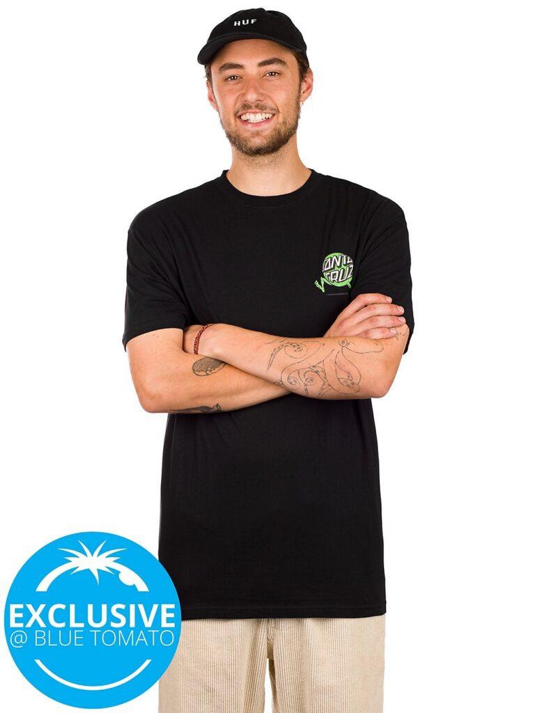 Santa Cruz BT Toxic Wasteland T-Shirt black kaufen