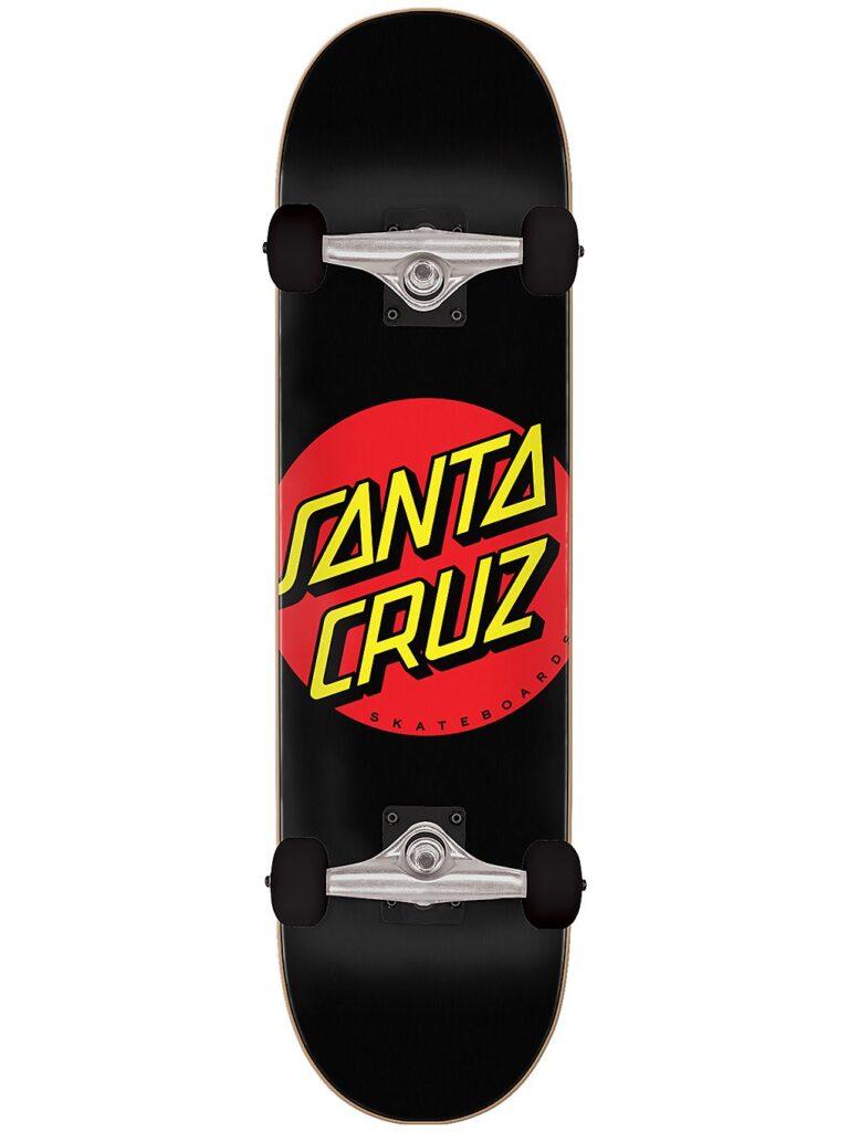 "Santa Cruz Classic Dot Full 8.0"" Complete black kaufen"