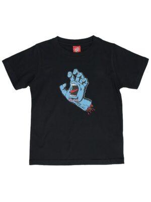 Santa Cruz Screaming Hand T-Shirt black kaufen