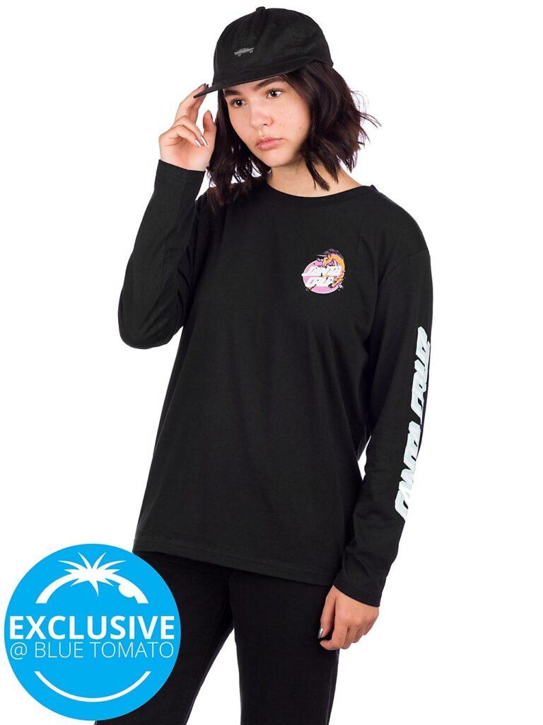 Santa Cruz Unicorn Dot Long Sleeve T-Shirt black kaufen