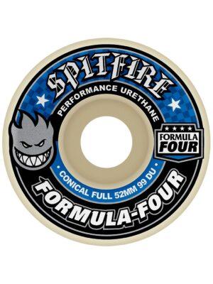 Spitfire Formula 4 99D Conical Full 52mm Wheels blue print kaufen
