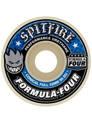 Spitfire Formula 4 99D Conical Full 53mm Wheels blue print kaufen
