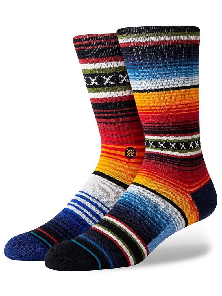 Stance Curren St Crew Socks red kaufen