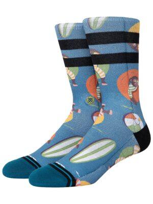 Stance Monkey Chillin Socks teal kaufen