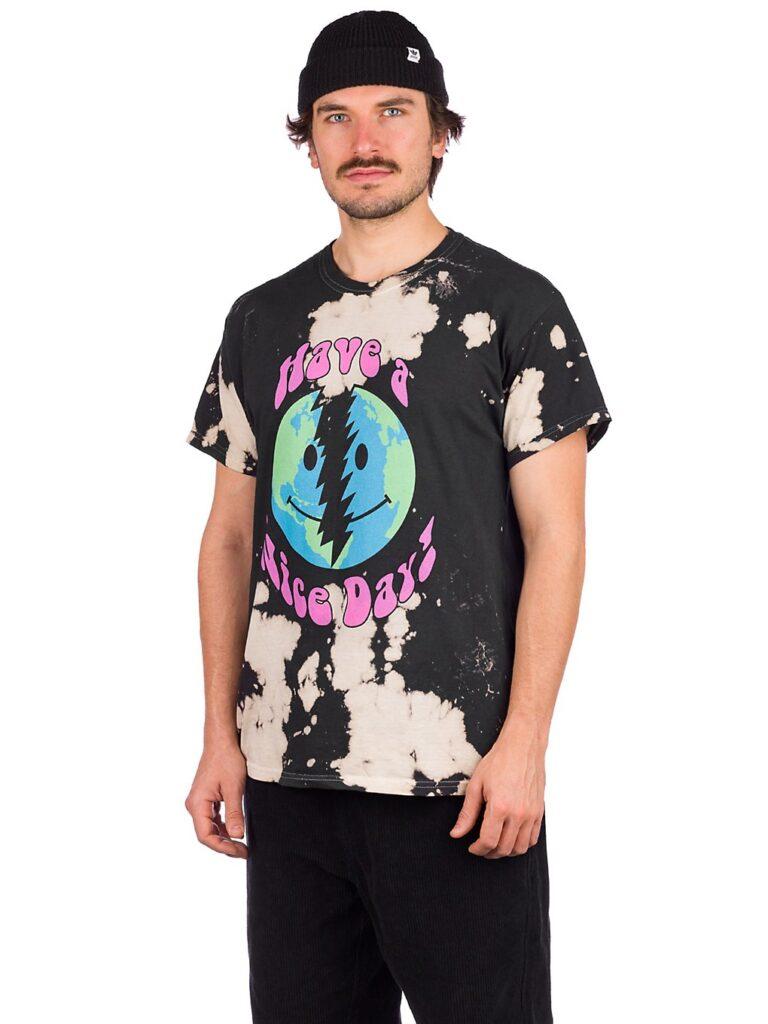 Teenage Have a nice Day T-Shirt tie dye kaufen