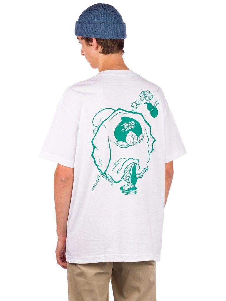 Temple of Skate Longevity T-Shirt white kaufen