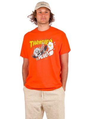 Thrasher 40 Year Neckface T-Shirt orange kaufen
