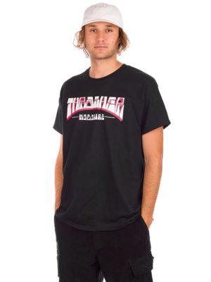 Thrasher Firme Logo T-Shirt black kaufen