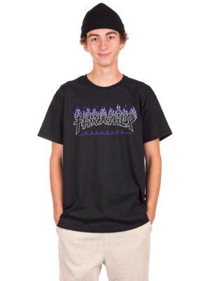 Thrasher Godzilla Charred T-Shirt black kaufen