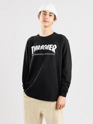 Thrasher Skate-Mag Long Sleeve T-Shirt black kaufen
