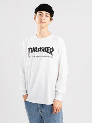 Thrasher Skate-Mag Long Sleeve T-Shirt white kaufen
