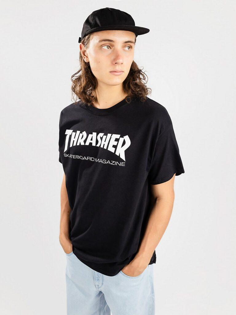 Thrasher Skate Mag T-Shirt black kaufen