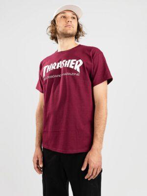 Thrasher Skate Mag T-Shirt maroon kaufen