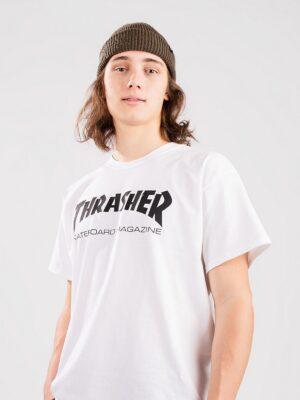Thrasher Skate Mag T-Shirt white kaufen
