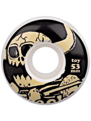 Toy Machine Dead Monster 100A 53mm Wheels white kaufen