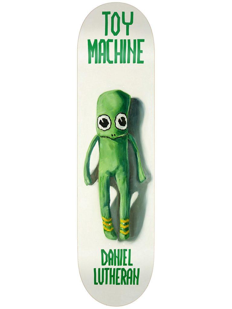"""Toy Machine Doll Series 8.0"""" Skateboard Deck lutheran kaufen"""