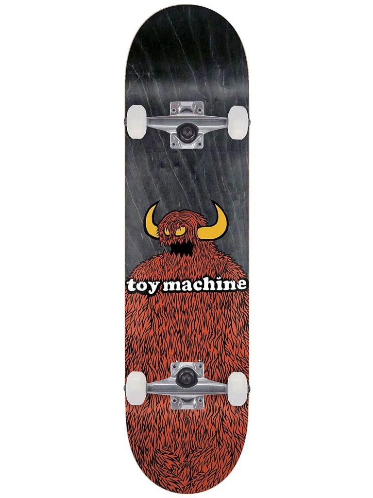 """Toy Machine Furry Monster 8.0"""" Complete natural kaufen"""