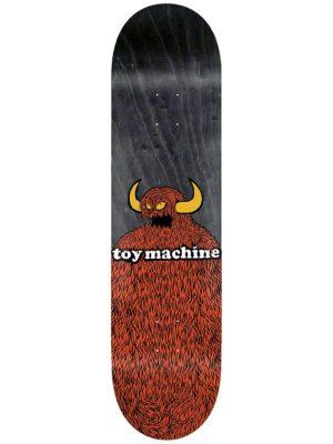 """Toy Machine Furry Monster 8.0"""" Skateboard Deck natural kaufen"""