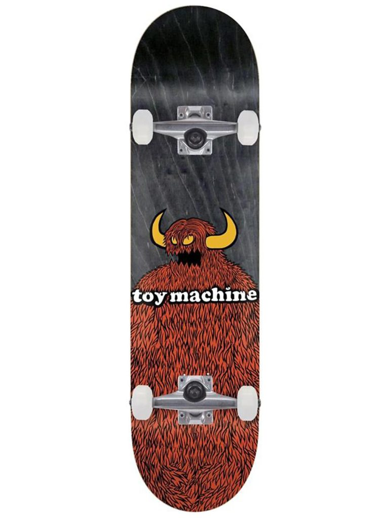 """Toy Machine Furry Monster 8.25"""" Complete natural kaufen"""